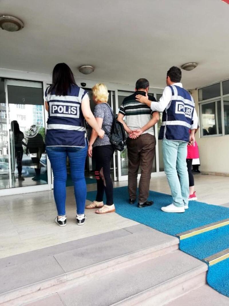Erzurum'da şafak vakti fuhuş operasyonu