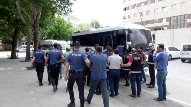 Gaziantep'te, tefecilik operasyonunda 5 tutuklama