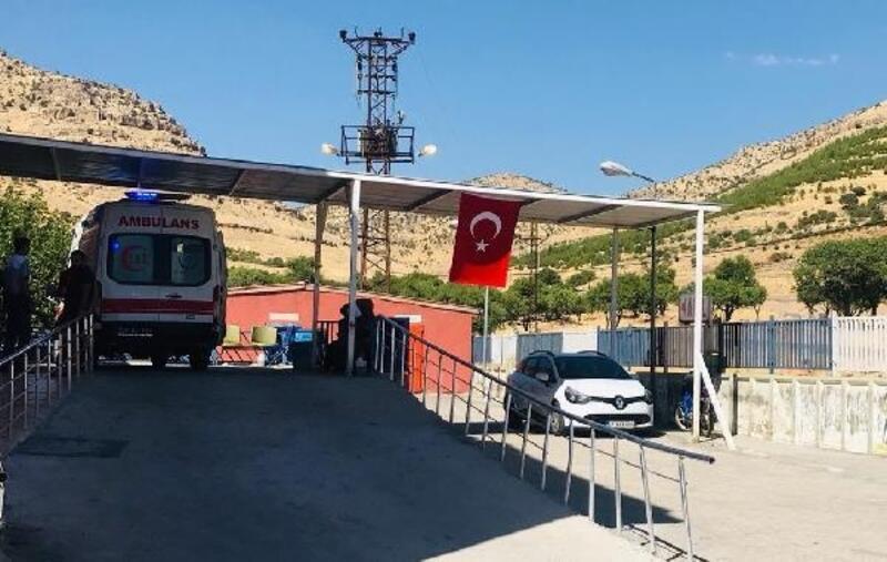 Derik'te taş, sopa ve silahlı arazi kavgası: 4 yaralı