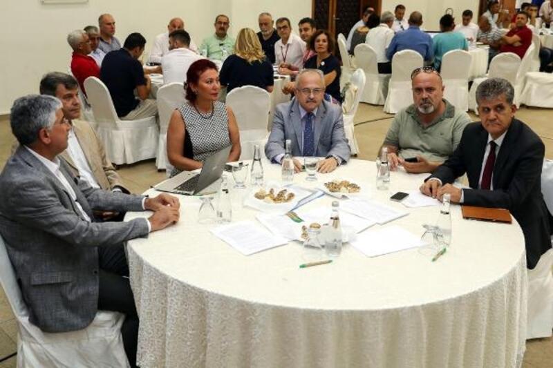 Kültür, Turizm ve Spor Çalıştayı sona erdi