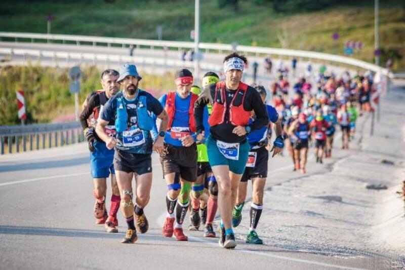 Bursa'da maraton heyecanı sona erdi