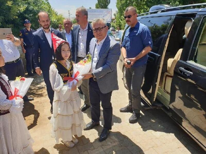 Altay Köyü'nde geleneksel 'kardeşlik toyu' düzenlendi