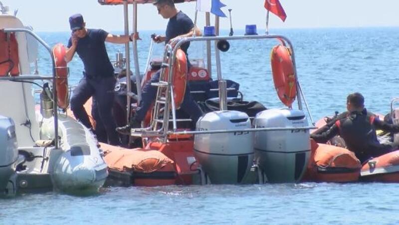 Yeşilköy'de denize girdikten sonra kaybolan gencin cesedi bulundu