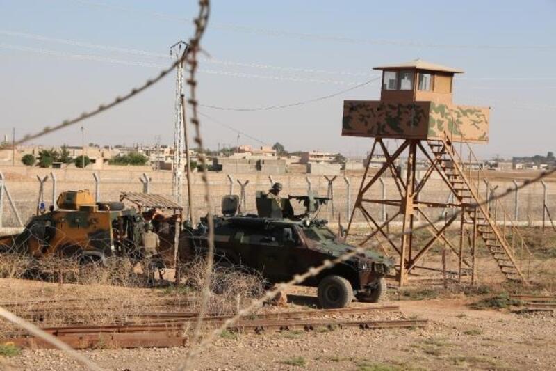 Suriye'den Ceylanpınar'a geçmeye çalışan 2 terörist yakalandı