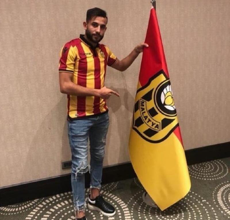 Yeni Malatyaspor, Ghaylene Chaalali'yi renklerine bağladı