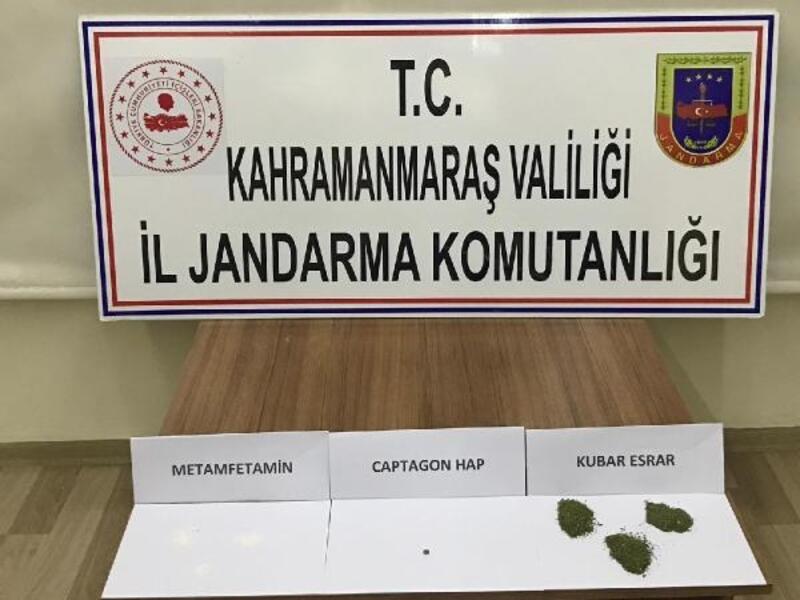 Kahramanmaraş'ta uyuşturucuya 15 gözaltı