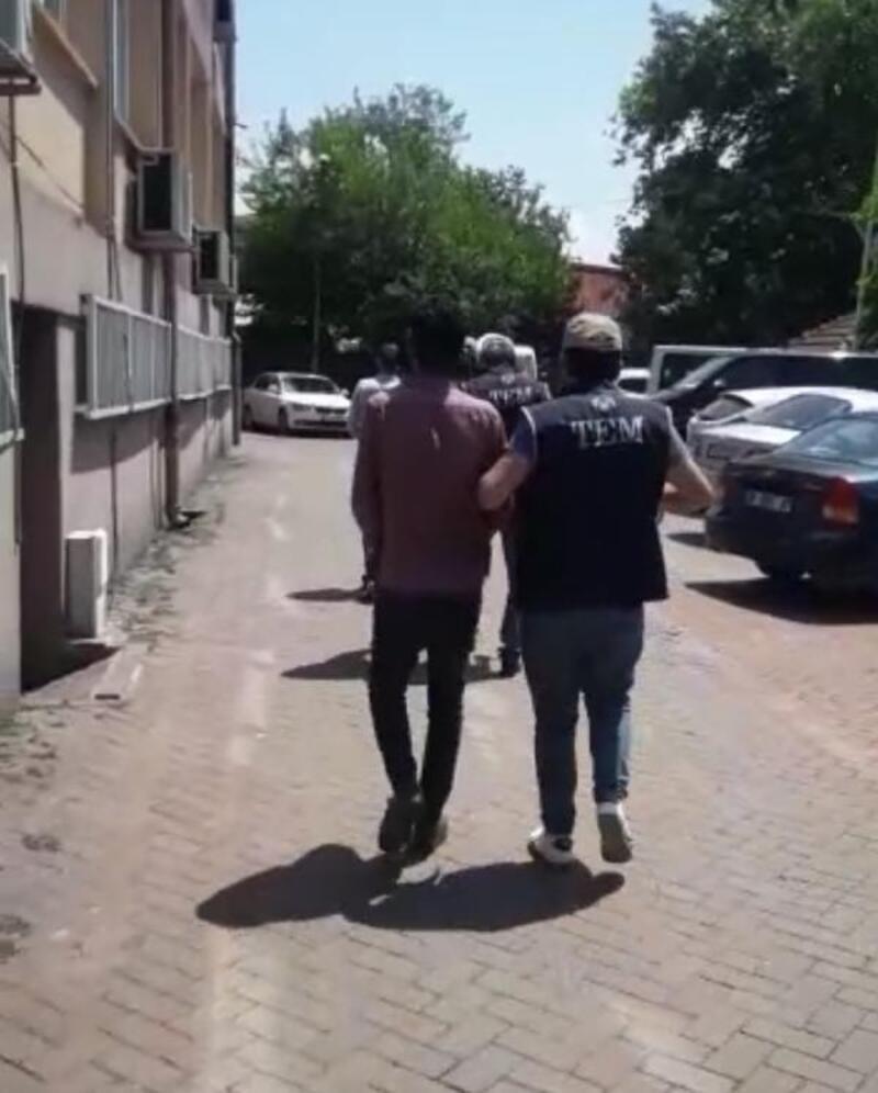 Bartın'da DEAŞ operasyonu: 1 tutuklama