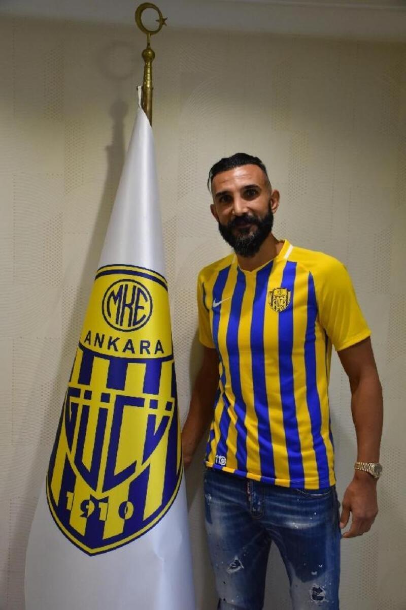 Ankaragücü, Yalçın Ayhan ile 1 yıllık anlaşma sağladı