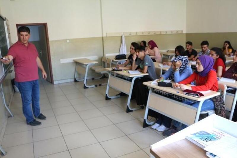 Tokat'ta valilik öncülüğünde etüt merkezi