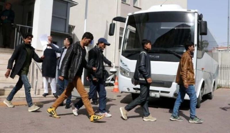 Kayseri'de 7 ayda 372 kaçak göçmen yakalandı