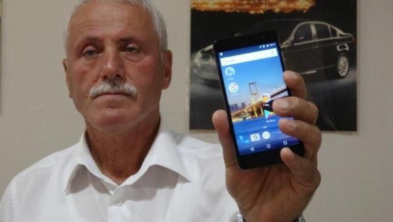 Çalınan telefonunun hafıza kartı için hırsıza 500 lira verecek