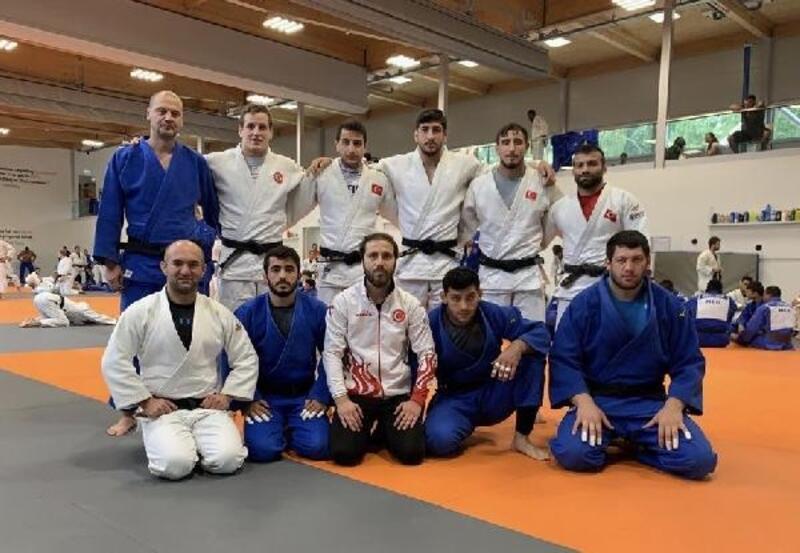 Judo Milli Takımı, Papendal'da form tutuyor