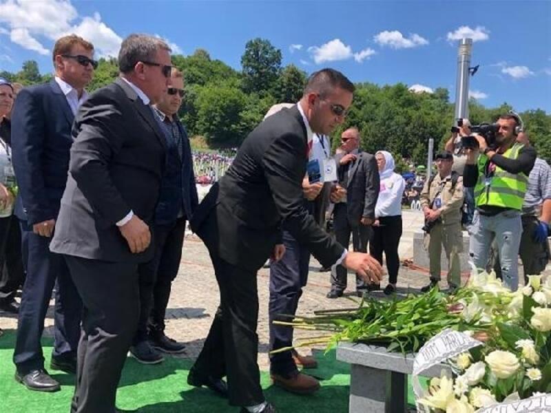 Başkan Erdoğan'dan Bosna'ya anlamlı ziyaret