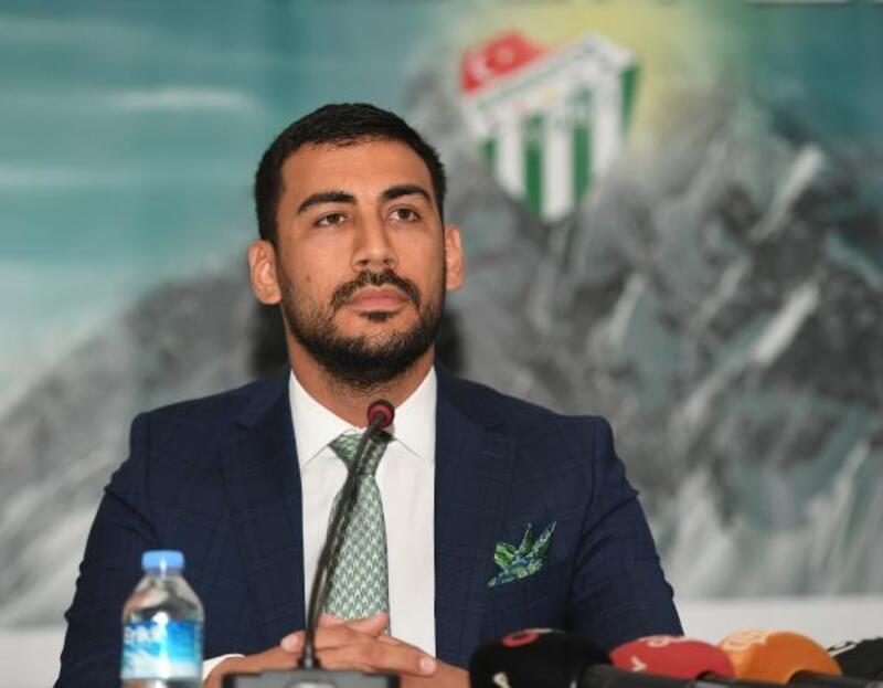 Bursaspor Sportif Direktörü Erdoğan: Bursaspor'un büyüklüğü değişmez