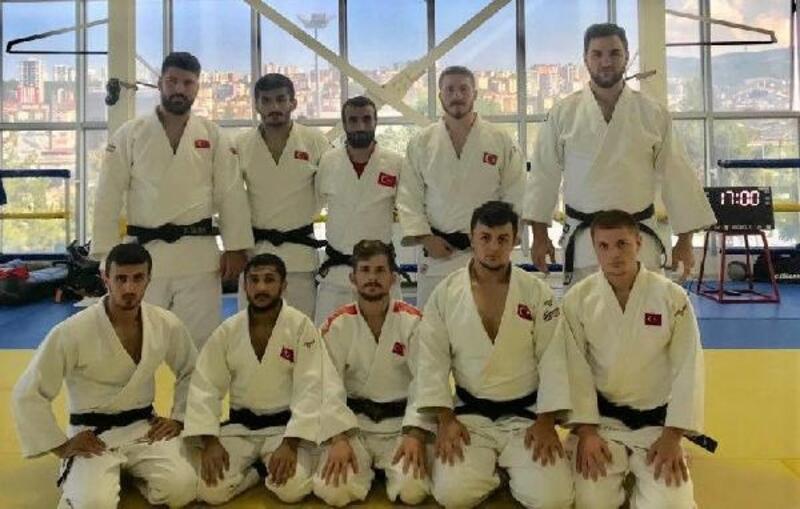 Genç Judo Milli Takımı, Berlin için hazır