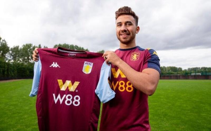 Trezeguet resmen Aston Villa'da