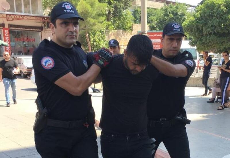 Polise ateş açtı, yakalanınca 'alkollüydüm' dedi