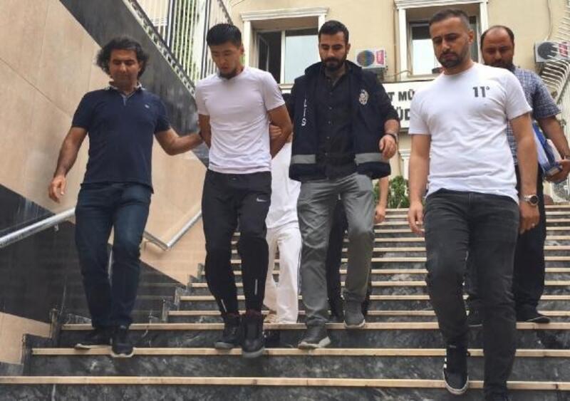 İstanbul'un göbeğinde vahşet