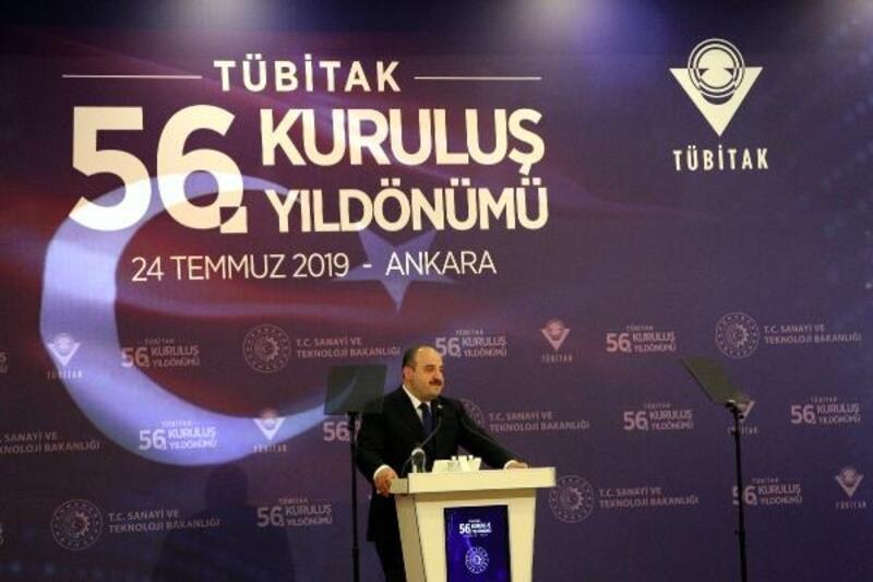 Bakan Varank: 127 bilim insanı, Türkiye'nin yeni başarı hikayesinin parçası olacak