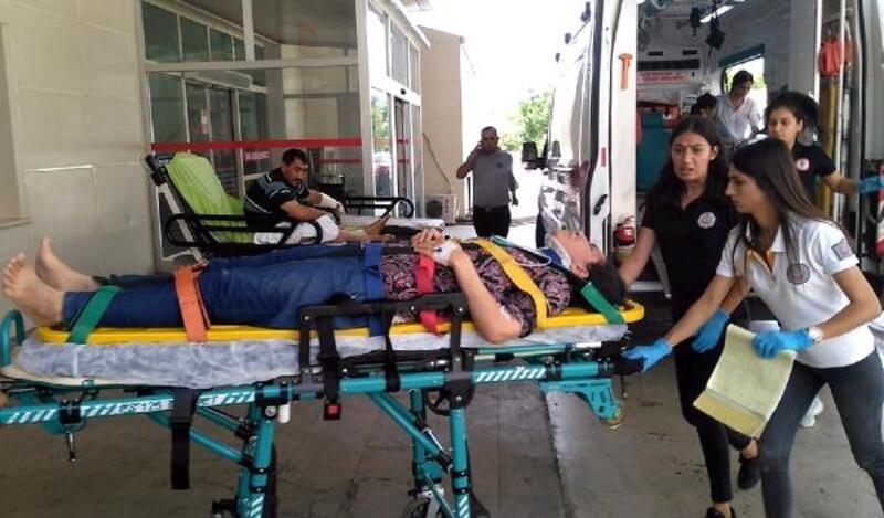 Kozan'da kaza: 1'i çocuk 3 yaralı