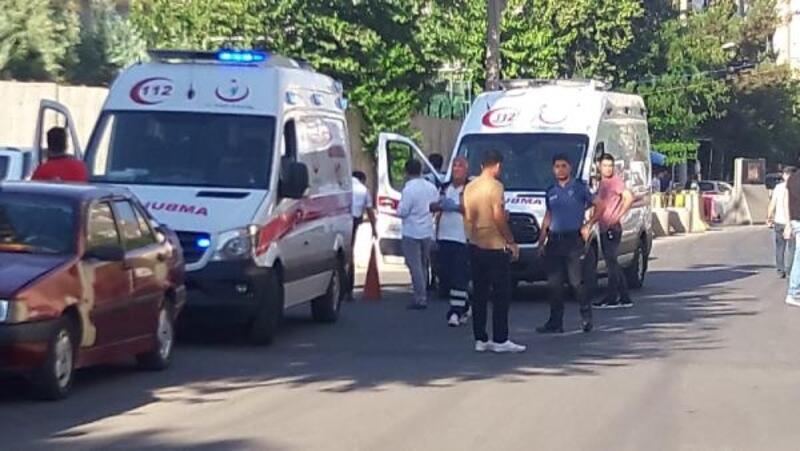 Diyarbakır'da EYP'li saldırı: 4 yaralı
