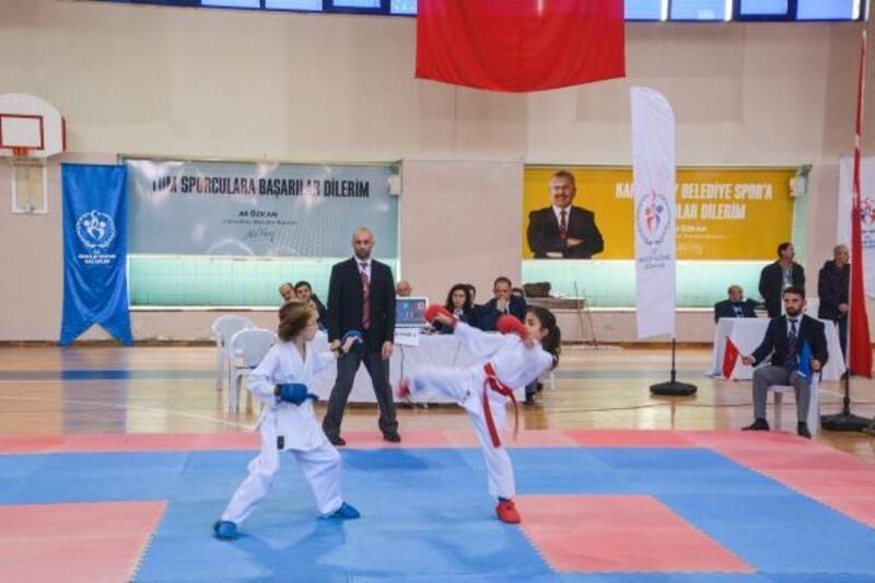 Karate Şampiyonası heyecanı Karacabey'de yaşanacak