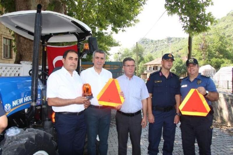 Trafik güvenliği ve farkındalık toplantısı