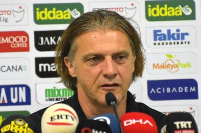 Evkur Yeni Malatyaspor - Olimpija Ljubljana maçının ardından