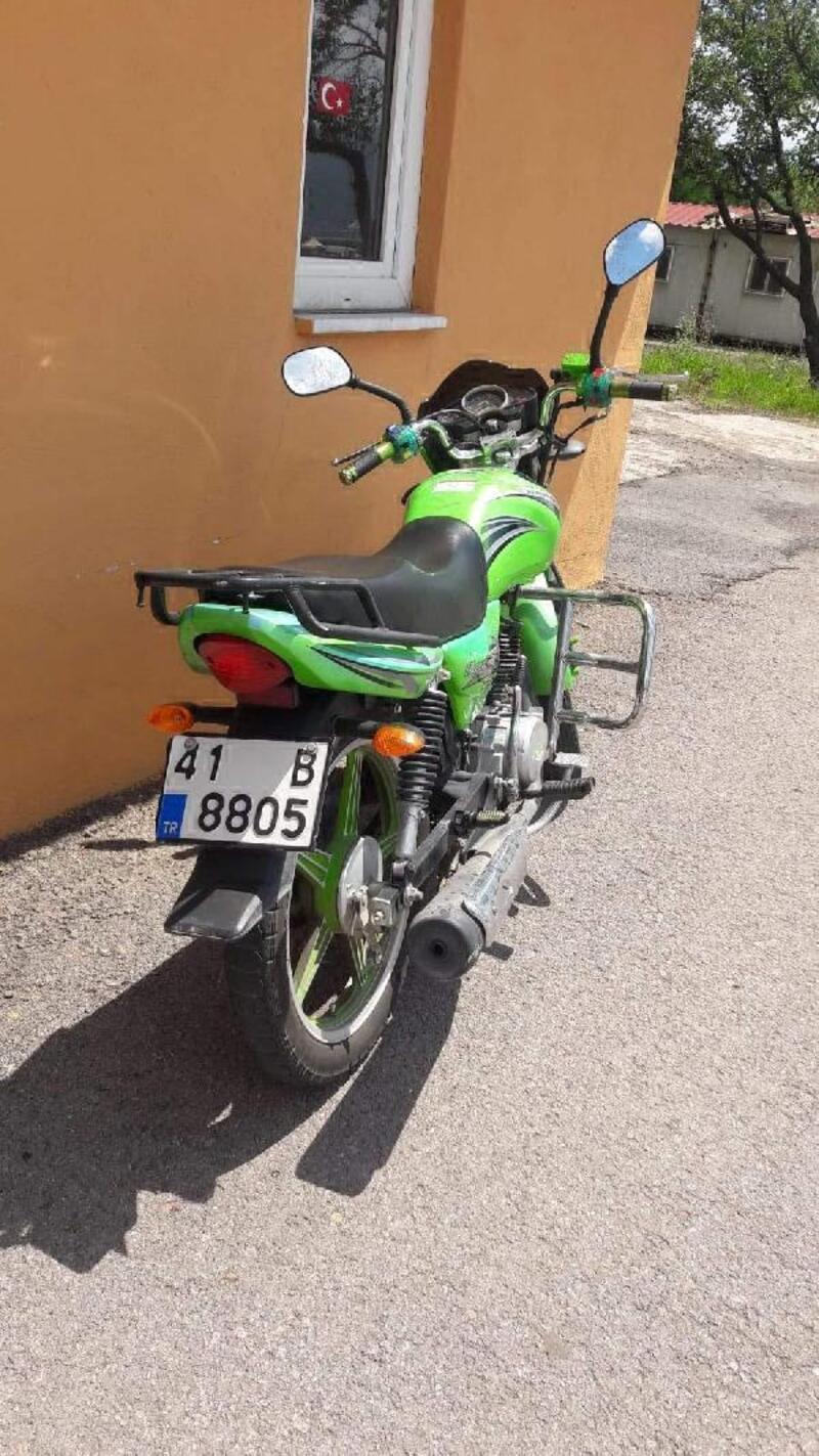 Sürücü kursunun çalınan motosikletleri ele geçirildi