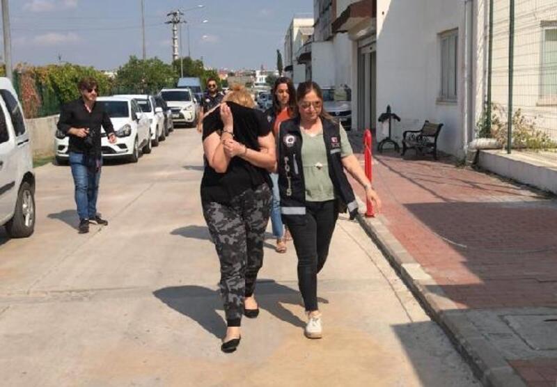 Sahte parayla klima alan 2'si kadın 3 kişi tutuklandı