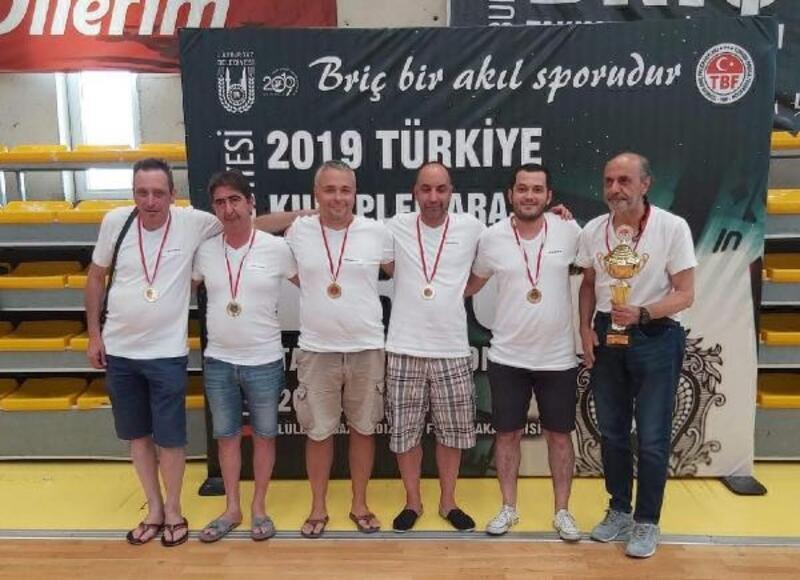 Pamukspor, Türkiye Briç şampiyonu