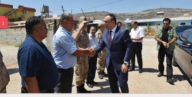 Kilis Valisi Soytürk, köy muhtarlarıyla bir araya geldi
