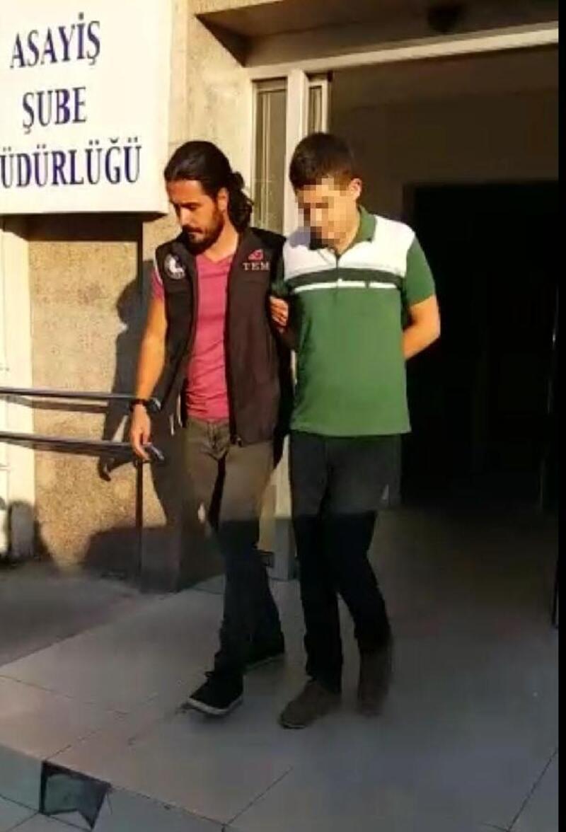 İzmir'de FETÖ şüphelisi 44 kişi adliyede
