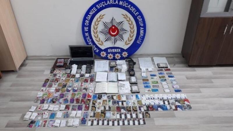 Şanlıurfa'da 'tefeci' operasyonu: 12 tutuklama