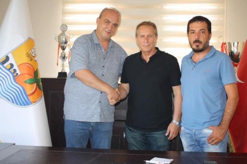 Erzinspor'da Cüneyt Karakuş dönemi