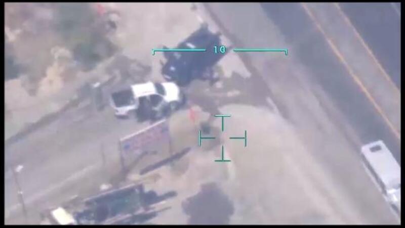 PKK'ya götürülen 4 kişi ile 2 işbirlikçi 'drone'lu operasyonla yakalandı