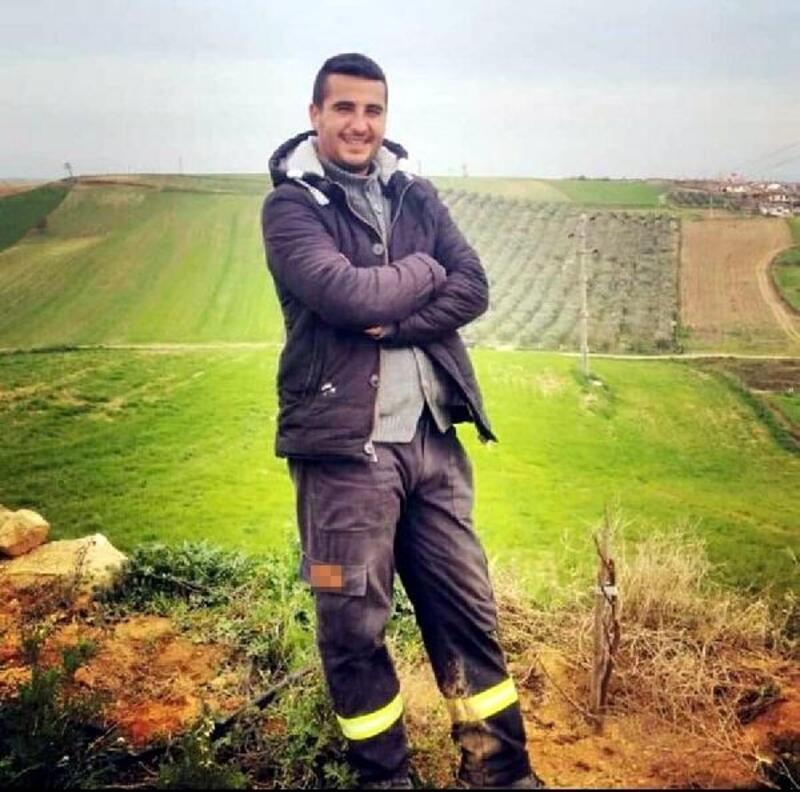 Elektrik direğinde akıma kapılan işçi yaşamını yitirdi