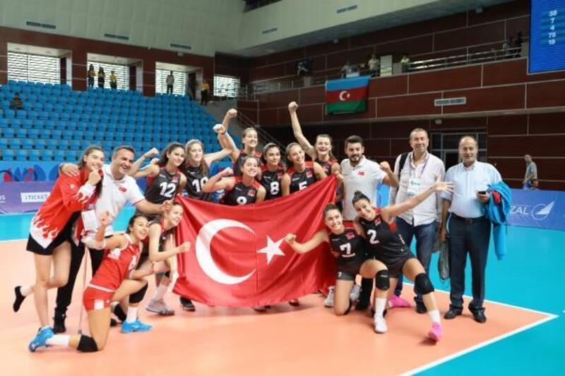 Türkiye, EYOF'ta 27 madalya kazandı