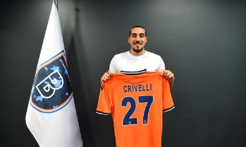 Medipol Başakşehir, Enzo Crivelli'yi kadrosuna kattı