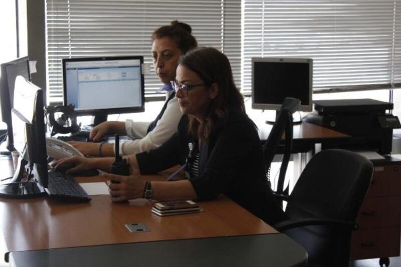 """Sabiha Gökçen'de """"Operasyon Kontrol Merkezi"""" kadınlara emanet"""
