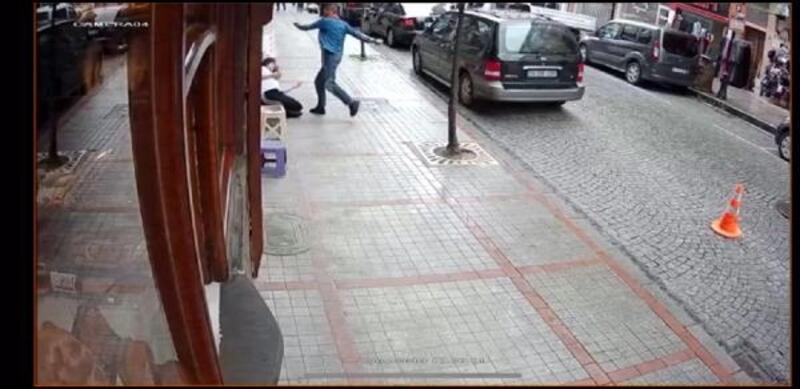 Genç kızı yumruklayıp, tekmeleyen saldırgan yeniden gözaltında