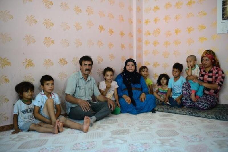 Nikahı düşen 13 çocuklu çift, yardım bekliyor