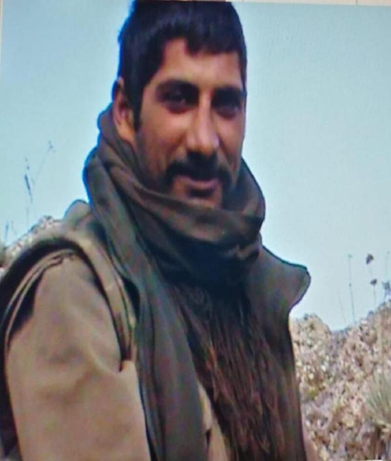 Ağrı'daetkisiz hale getirilen terörist Uğur Arslan 600 bin TL ödülle aranıyordu
