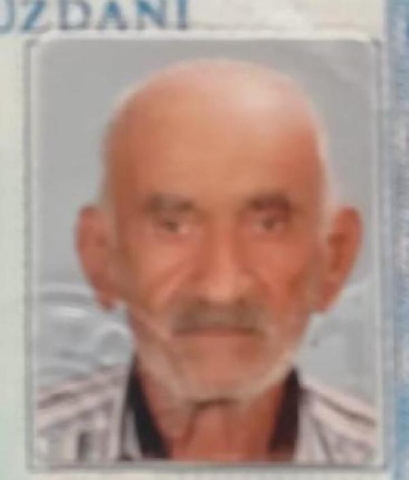 Kayıp yaşlı adam, yabani hayvanlar tarafından parçalanmış halde bulundu