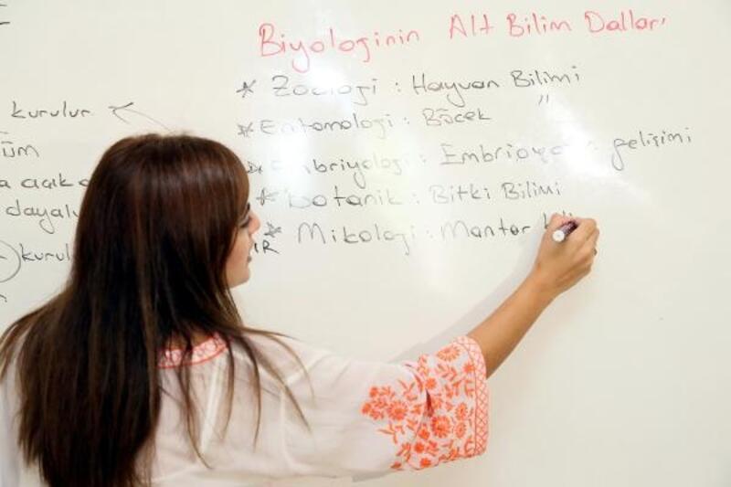 Hazırlık kursları Mersin'in tamamına yayılıyor