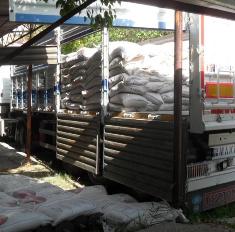 14 ton sahte gübre ve zirai ilaç ele geçirildi