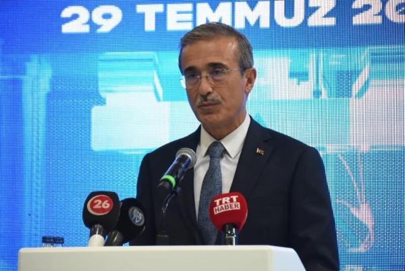 Savunma Sanayii Başkanı Demir: Türkiye'nin motor yolculuğu başlamış bulunuyor