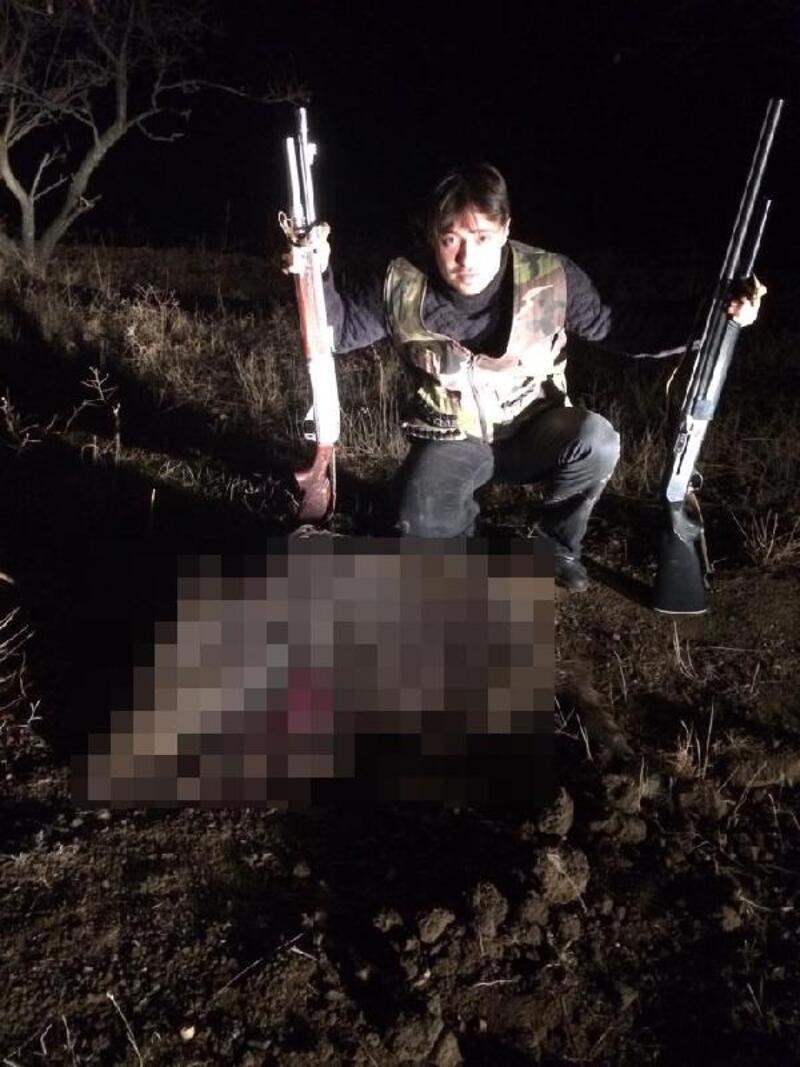 Domuz avında kaza kurşunuyla öldü