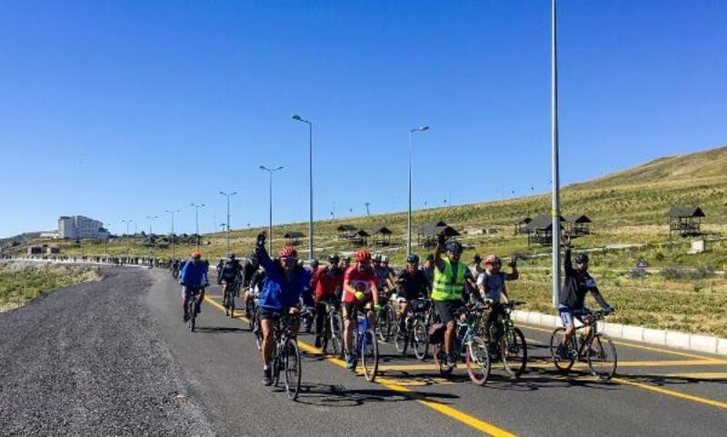 'Festa 2200 Bisiklet Festivali' sona erdi