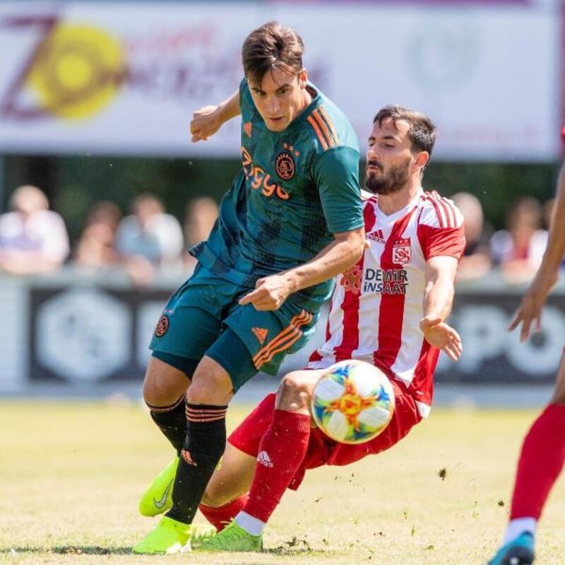 Demir Grup Sivasspor, Ajax'la 1-1 berabere kaldı